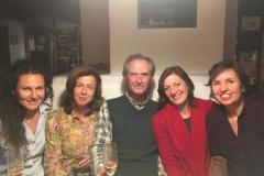 Ligna Quartett mit Helmut Nikolai